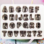 Découpoirs alphabet