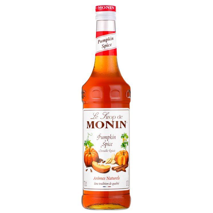 Sirop citrouille épicée 70cl - Monin