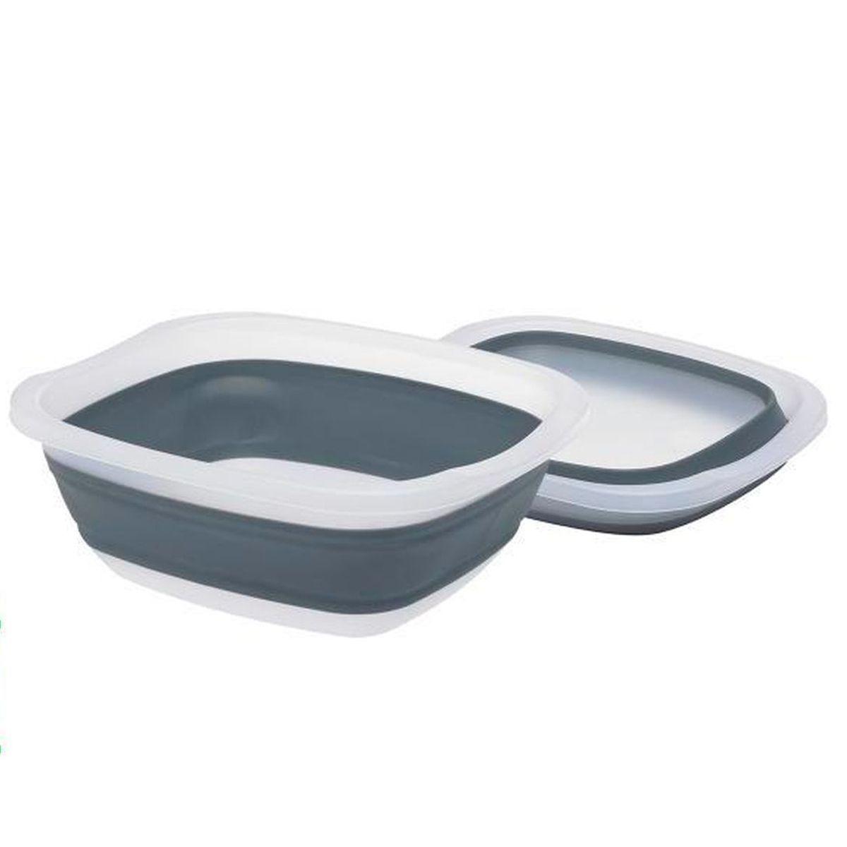 Bac à vaisselle rétractable 9.5l - Progressive