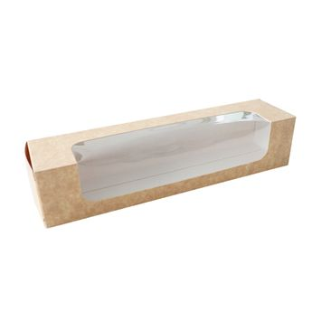 Achat en ligne 2 boîtes pour 8 macarons en carton 23 cm - Patisdecor