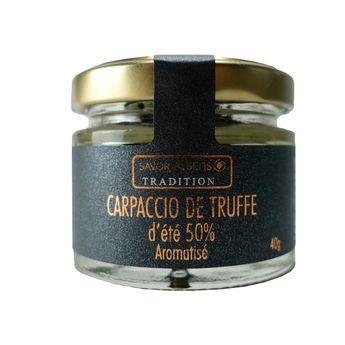 Achat en ligne Carpaccio de truffe d'été - Savor et Sens