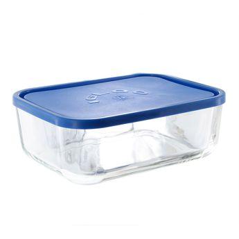 Achat en ligne Boite en verre Igloo rectangle 2,3L - Borgonovo