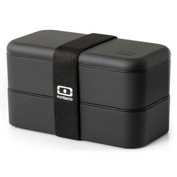 LUNCH BOX MB ORIGINAL NOIR - MONBENTO