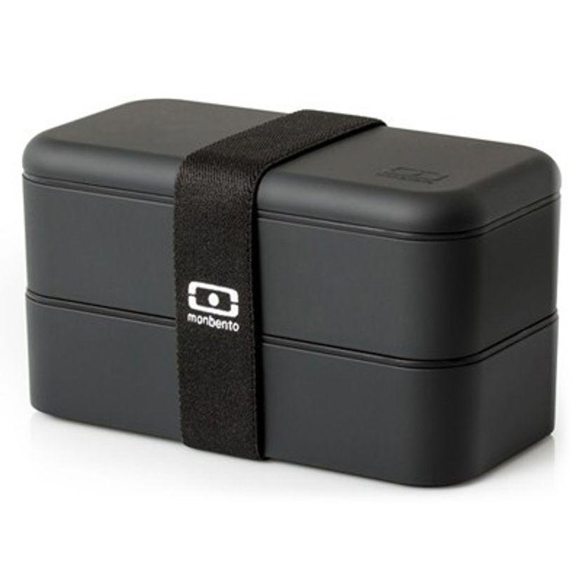 LUNCH BOX MB ORIGINAL NOIR - MONBENTO