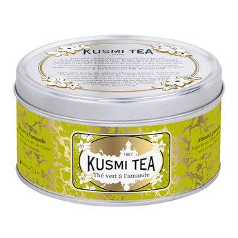 THÉ VERT AMANDE - 125G - KUSMI TEA