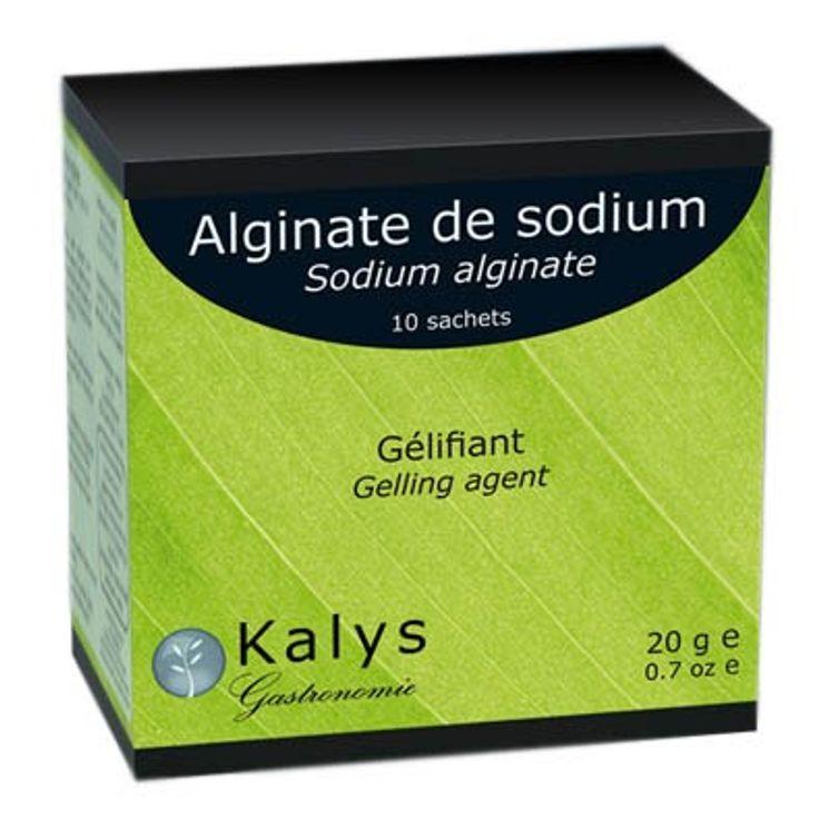10 sachets d 39 alginate de sodium alice d lice for Ou acheter du percarbonate de sodium