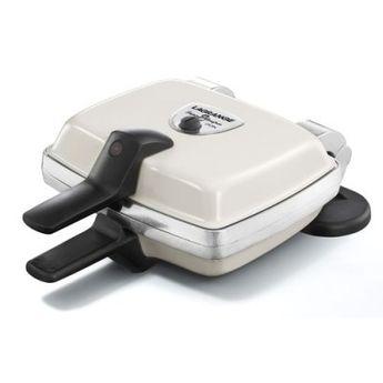 Achat en ligne Gaufrier Super 2 gaufres blanc - Lagrange