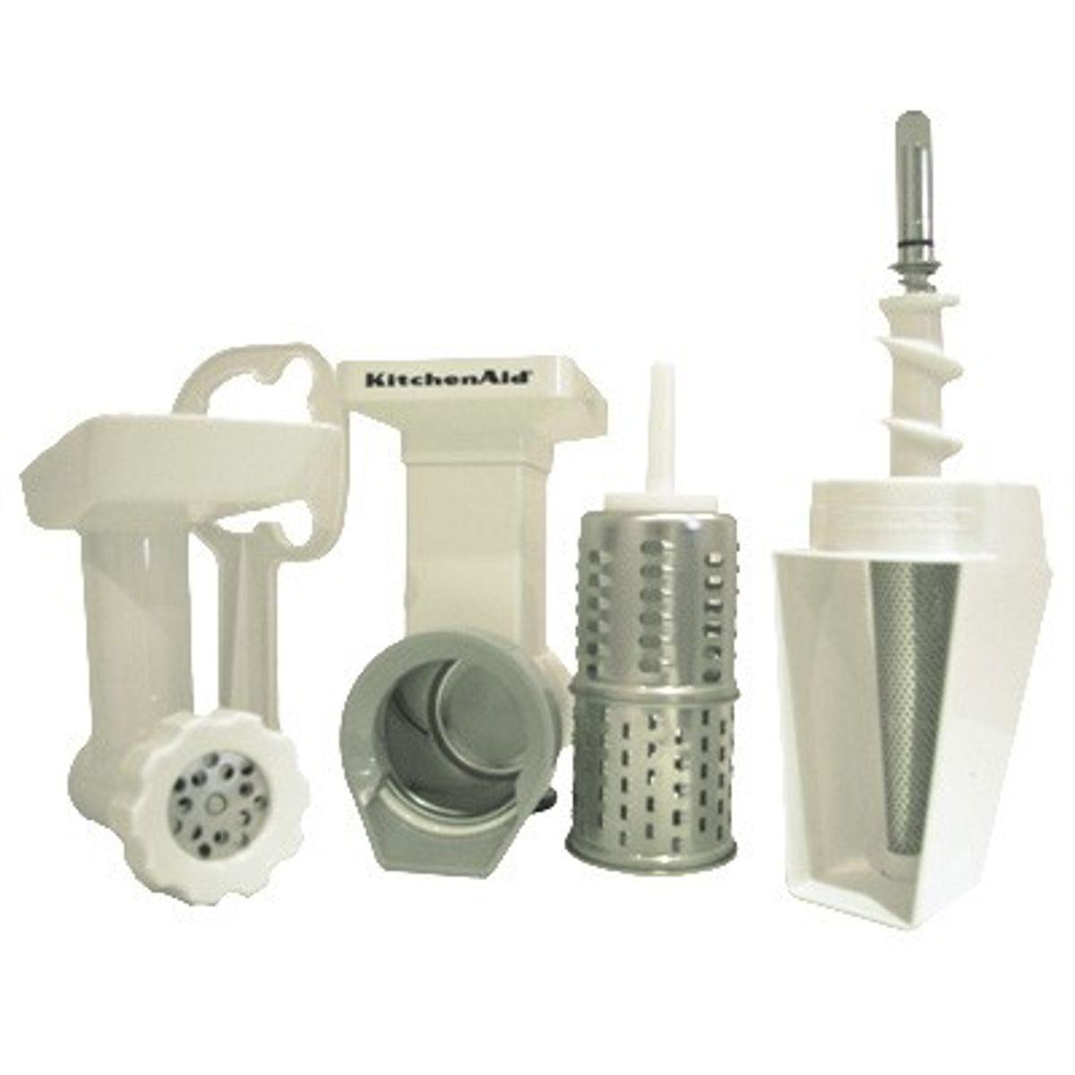 Kit de 3 accessoires 5KSMFPPC (5FSVFGA +FVSP + 5KSMVSA) - Kitchenaid