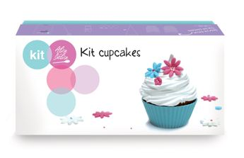 KIT A CUPCAKES - ALICE DELICE