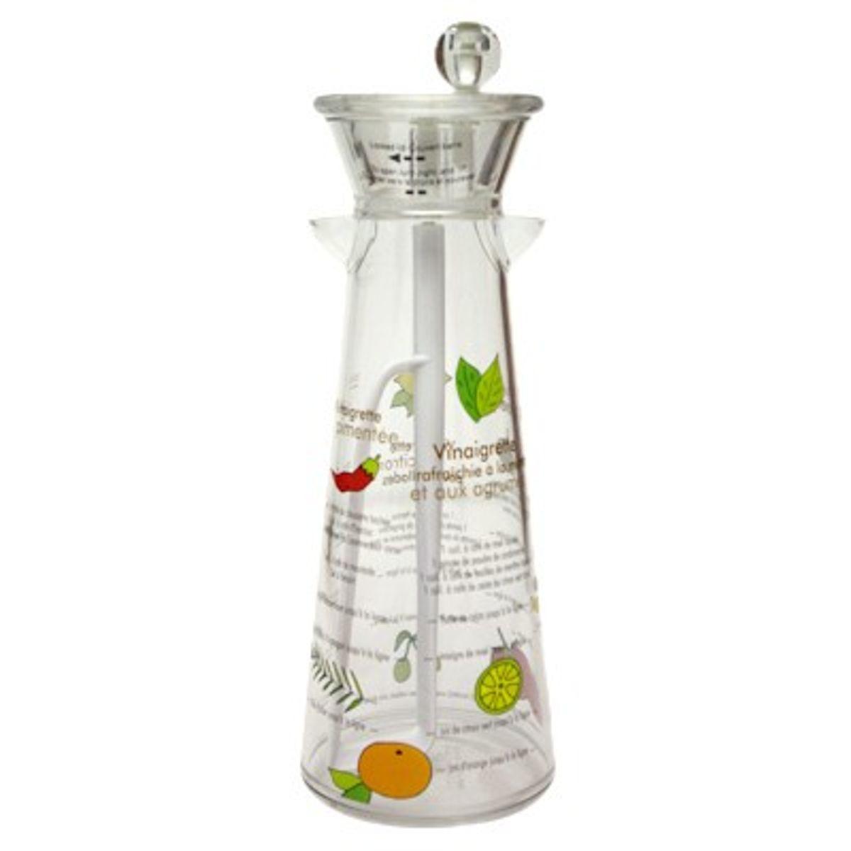 Mélangeur à vinaigrette en plastique 300 ml- Mastrad