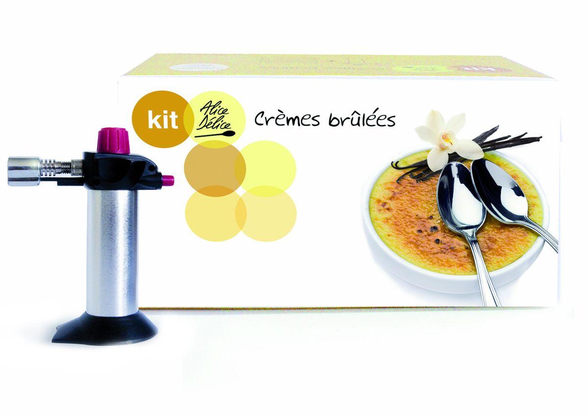 KIT CREME BRULEE - ALICE DELICE