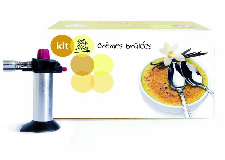 Kit crème brûlée - Alice Délice