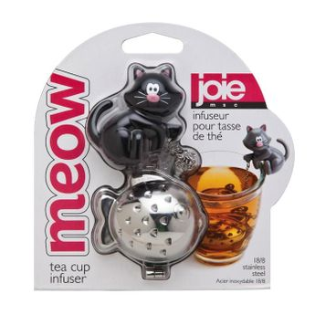 BOULE A THE MEOW POISSON CHAT - JOIE