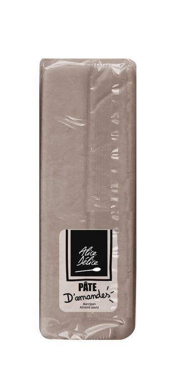 Pâte d´amande grise 250g - Alice Délice