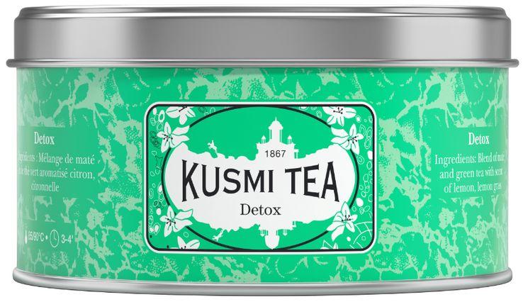 THÉ DETOX - 125G - KUSMI TEA