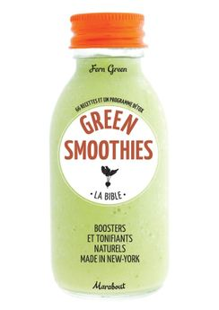 GREEN SMOOTHIES - MARABOUT