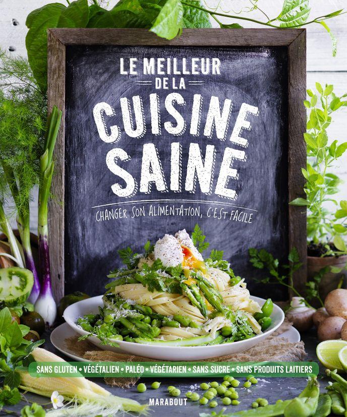 Cuisine saine - Marabout