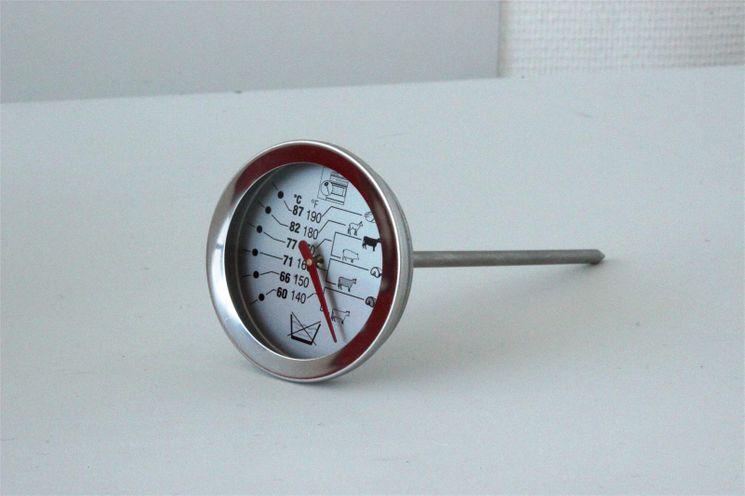 Thermomètre viande 60° a 87° c - Alice Délice