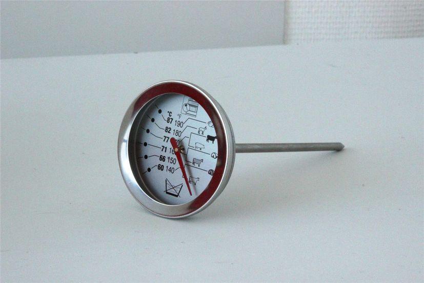 Thermomètre viande 60° a 87° c - Zodio