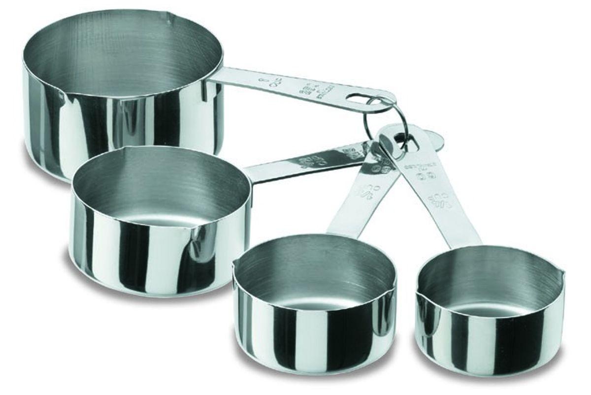 4 mesures à cup 60 > 250ml - Lacor
